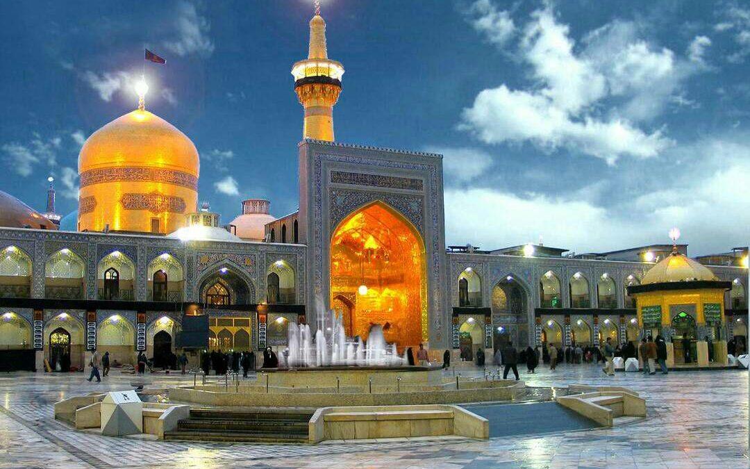 Gema Ramadhan di Langit Persia