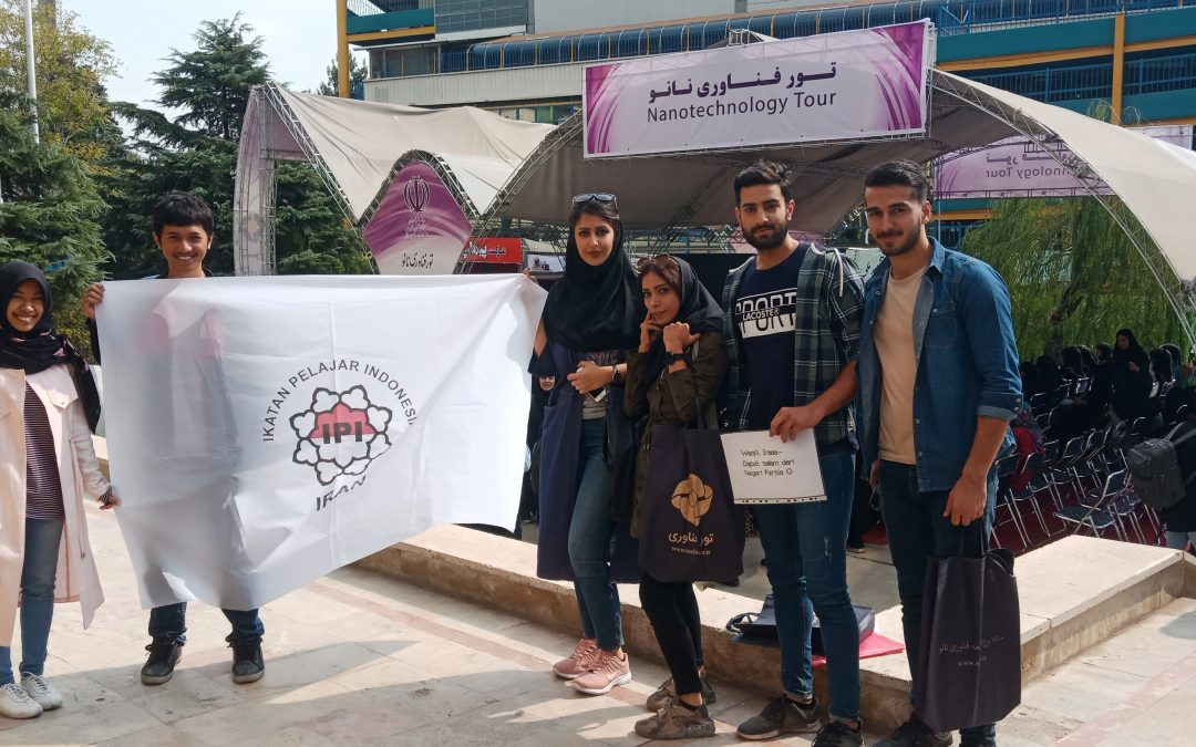 IPI Iran Kunjungi Pameran Nano