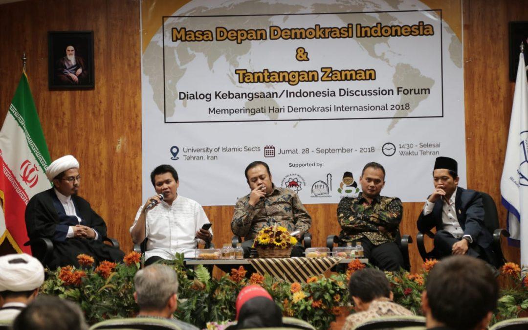Ismail Amin: Indonesia Punya Demokrasi Sendiri