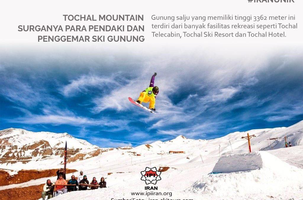 Tochal Mountain : Surganya Para Pendaki dan Penggemar Ski Gunung