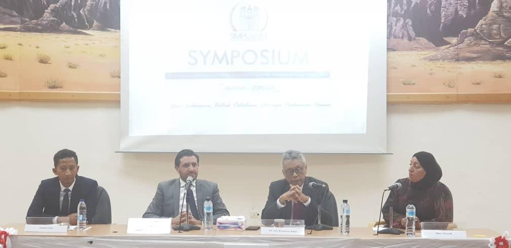PPI Timur Tengah dan Afrika Gelar Simposium Kawasan Bahas Isu Palestina