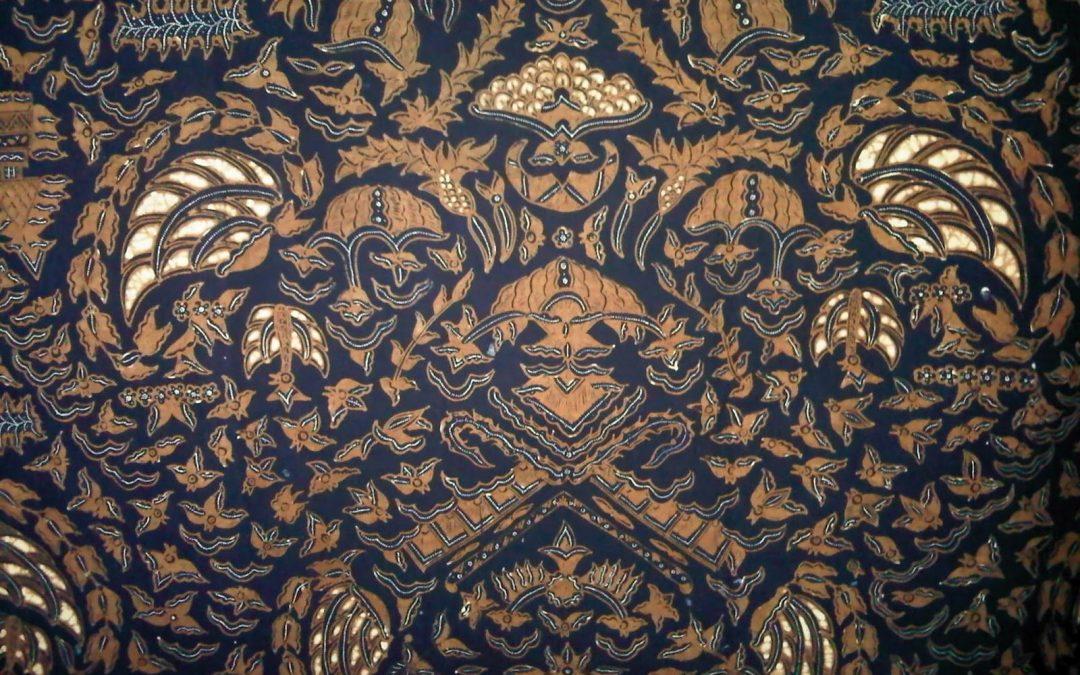 Batik, Warisan Kebudayaan Indonesia dan Bercorak Seni Tinggi