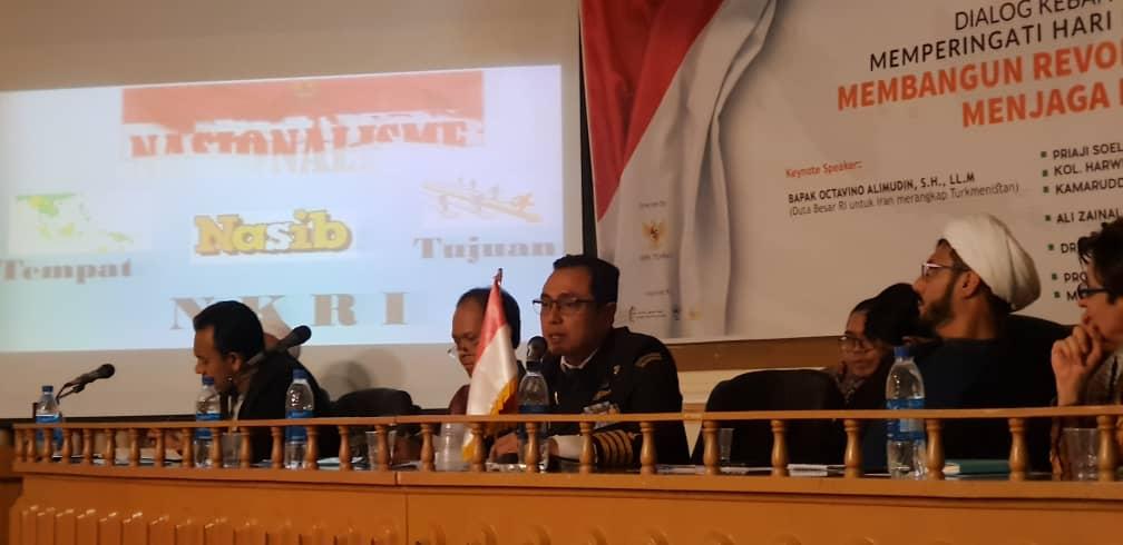 Atase Pertahanan KBRI Tehran: Bela Negara Harus untuk Kepentingan Indonesia