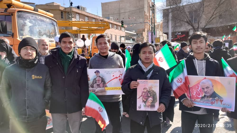 Kemenangan Revolusi Islam Iran dan Proxy AS