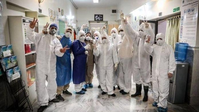 Penanganan wabah COVID-19 di Iran: Perkembangan, Karakteristik dan Kunci Penyelesaian