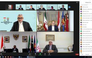 Update Hubungan Indonesia-Iran: Pertemuan Bilateral, Juli 2021