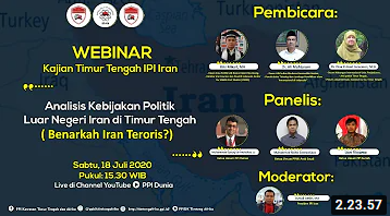 Analisis Kebijakan Politik Luar Negeri Iran di Timur Tengah, Benarkah Iran Teroris?