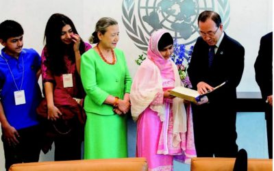 Penyintas Taliban –  Resensi Buku I Am Malala